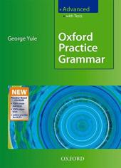 Oxford Practice Grammar Advanced. with Key with CD-ROM - фото обкладинки книги
