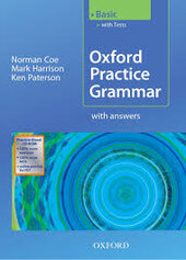 Oxford Practice Grammar Basic. with Key with CD-ROM - фото обкладинки книги