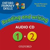 Oxford Primary Skills 1 & 2: Class Audio CD (аудіодиск) - фото обкладинки книги