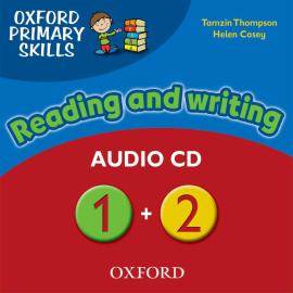 Oxford Primary Skills 1 & 2: Class Audio CD (аудіодиск) - фото книги