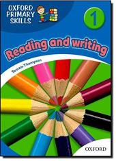 Oxford Primary Skills 1: Skills Book(підручник) - фото обкладинки книги