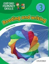 Oxford Primary Skills 3: Skills Book (підручник) - фото обкладинки книги