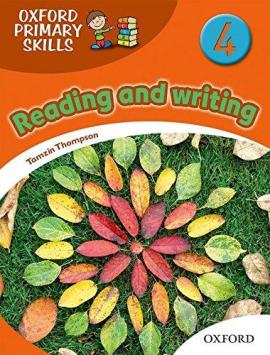 Oxford Primary Skills 4: Skills Book (підручник) - фото книги