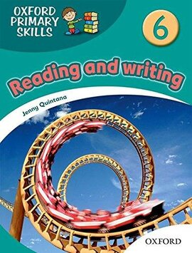 Oxford Primary Skills 6: Skills Book (підручник) - фото книги