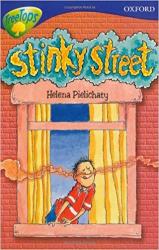 Oxford Reading Tree: Level 11b:Treetops: Stinky Street - фото обкладинки книги