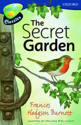 Oxford Reading Tree: Level 14: Treetops Classics: the Secret Garden - фото обкладинки книги