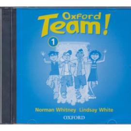 Oxford Team 1: Class Audio CDs (2) (аудіодиск) - фото книги