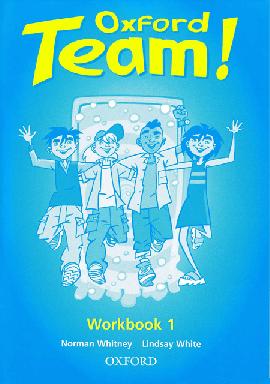 Oxford Team 1: Workbook - фото книги