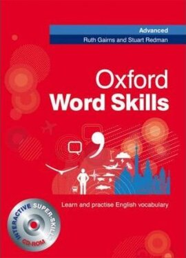 Oxford Word Skills Advanced. Student's Book and CD-ROM - фото книги