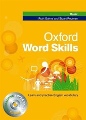 Oxford Word Skills Basic. Student's Book and CD-ROM - фото обкладинки книги