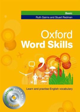 Oxford Word Skills Basic. Student's Book and CD-ROM - фото книги