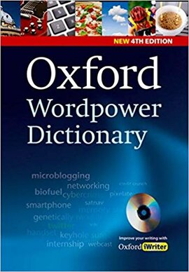 Oxford Wordpower Dictionary 4th Edition with CD-ROM (словник) - фото книги