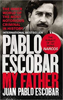 Pablo Escobar : My Father - фото книги