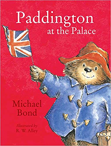 Книга Paddington at the Palace