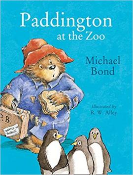 Paddington at the Zoo - фото книги