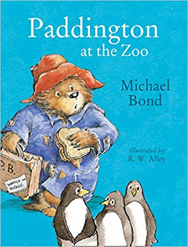 Книга Paddington at the Zoo