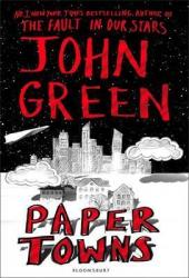 Paper Towns - фото обкладинки книги