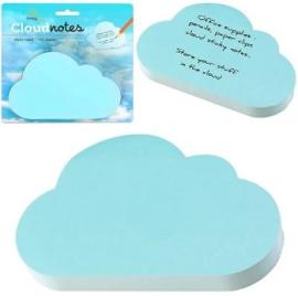 Папір для нотаток Cloud Notes Pad - фото книги