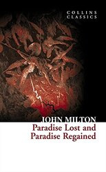 Paradise Lost and Paradise Regained - фото обкладинки книги