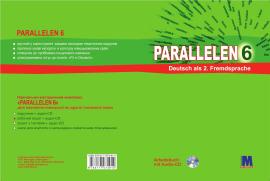 Робочий зошит Parallelen 6 Arbeitsbuch mit Audio-CD