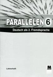 Parallelen 6 Книга для вчителя - фото обкладинки книги