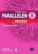 Parallelen 8 Lehrbuch mit CD