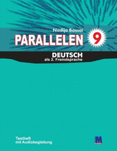 Parallelen 9 Testheft + Audio CD-MP3 - фото обкладинки книги