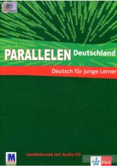 Parallelen Deutschland. Landeskunde - фото обкладинки книги