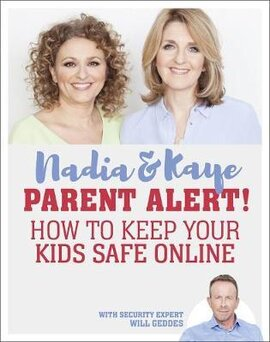 Книга Parent Alert How To Keep Your Kids Safe Online
