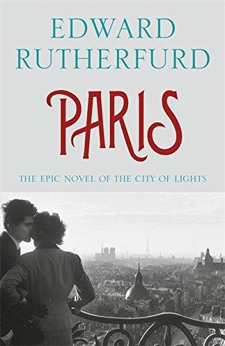 Книга Paris