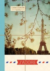 Paris ECO Writer's Notebook - фото обкладинки книги