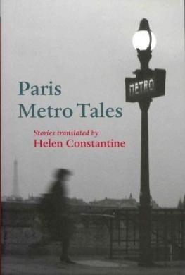 Paris Metro Tales - фото книги