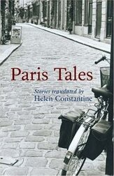 Paris Tales - фото обкладинки книги