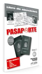 Pasaporte 1 (A1). Libro del ejercicios + Audio CD - фото обкладинки книги