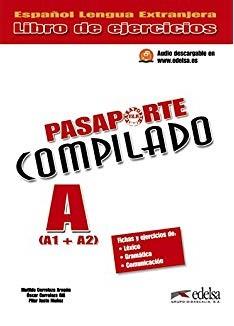 Pasaporte A (A1+A2). Libro de ejercicios - фото книги
