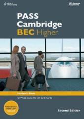 PASS Cambridge BEC Higher - фото обкладинки книги