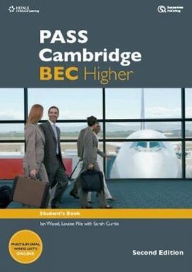 PASS Cambridge BEC Higher - фото книги