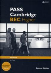 PASS Cambridge BEC Higher: Workbook - фото обкладинки книги