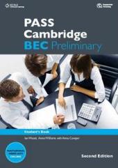 PASS Cambridge BEC Preliminary - фото обкладинки книги
