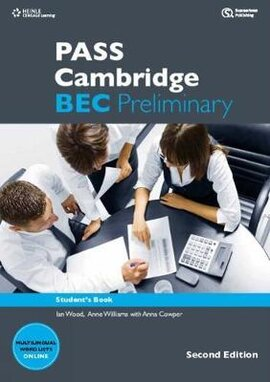 PASS Cambridge BEC Preliminary - фото книги