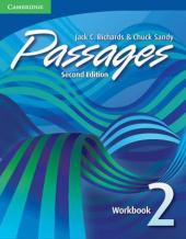 Passages 2 Workbook : An upper-level multi-skills course - фото обкладинки книги