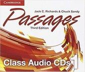 Робочий зошит Passages Level 1 Class Audio CDs
