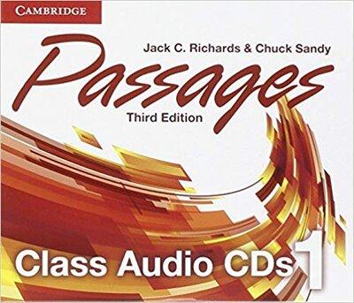 Аудіодиск Passages Level 1 Class Audio CDs