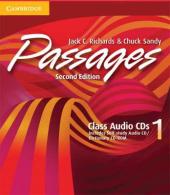 Passages Level 1 Class Audio CDs : An Upper-level Multi-skills Course - фото обкладинки книги