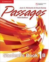 Passages Level 1 Student's Book B - фото обкладинки книги