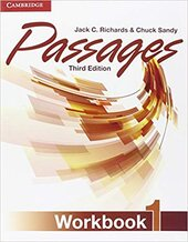 Підручник Passages Level 1 Workbook