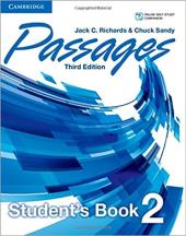 Passages Level 2 Student's Book - фото обкладинки книги