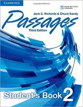 Посібник Passages Level 2 Student's Book