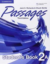 Passages Level 2 Student's Book A - фото обкладинки книги