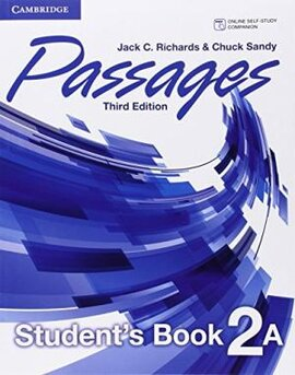 Passages Level 2 Student's Book A - фото книги